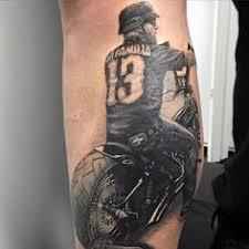 Biker Tattoo Meaning 45