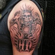 Biker Tattoo Meaning 5