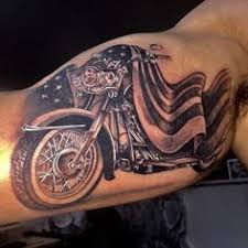 Biker Tattoo Meaning 6