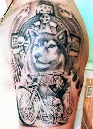 Biker Tattoo Meaning 7