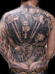Biker Tattoo Meaning 9