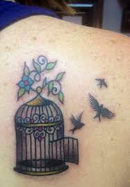 Birdcage Tattoo Meaning 1