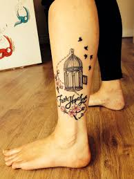 Birdcage Tattoo Meaning 13