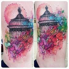Birdcage Tattoo Meaning 17