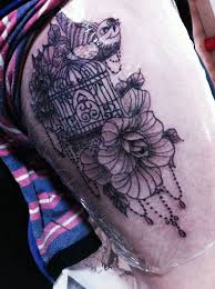 Birdcage Tattoo Meaning 23