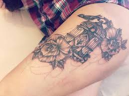 Birdcage Tattoo Meaning 25