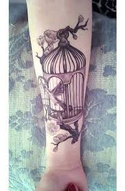 Birdcage Tattoo Meaning 30