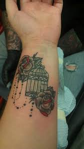 Birdcage Tattoo Meaning 34