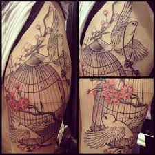 Birdcage Tattoo Meaning 35