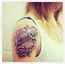 Birdcage Tattoo Meaning 38