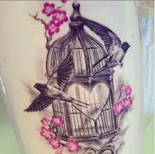 Birdcage Tattoo Meaning 39