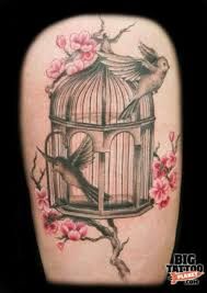Birdcage Tattoo Meaning 42