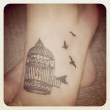 Birdcage Tattoo Meaning 43
