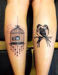 Birdcage Tattoo Meaning 44