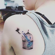What Does Birdcage Tattoo Mean 45 Ideas And Designs
