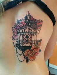 Birdcage Tattoo Meaning 45 Ideas And Designs