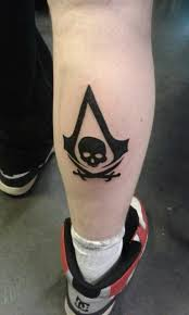 Black Flag Tattoo Meaning 15