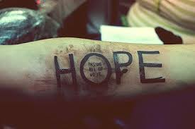 Hope Tattoo Meaning 10