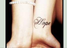 Hope Tattoo Meaning 15