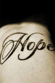 Hope Tattoo Meaning 26