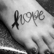 Hope Tattoo Meaning 31