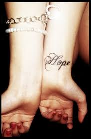 Hope Tattoo Meaning 32