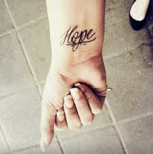 Hope Tattoo Meaning 40