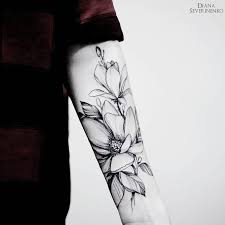 Magnolia Tattoo Meaning 11