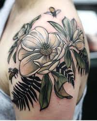 Magnolia Tattoo Meaning 12