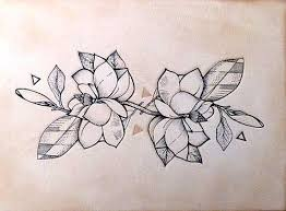 Magnolia Tattoo Meaning 15