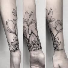 Magnolia Tattoo Meaning 16