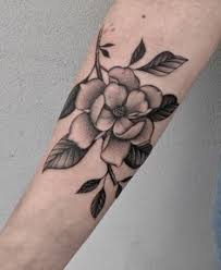 Magnolia Tattoo Meaning 2