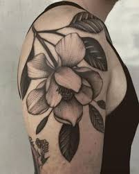 Magnolia Tattoo Meaning 26