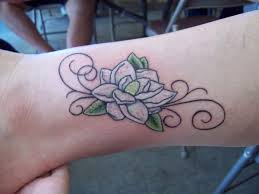 Magnolia Tattoo Meaning 29