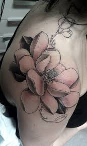 Magnolia Tattoo Meaning 30