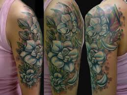 Magnolia Tattoo Meaning 33