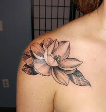 Magnolia Tattoo Meaning 43