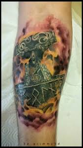 Thors Hammer Tattoo Meaning 30