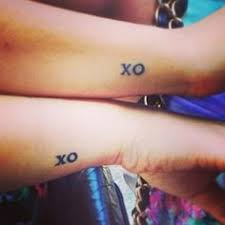 XO Tattoo Meaning 16