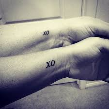 XO Tattoo Meaning 25