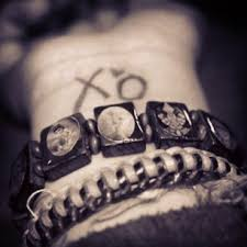 XO Tattoo Meaning 29