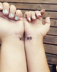 XO Tattoo Meaning 4