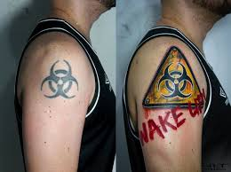 Biohazard Tattoo Meaning 10