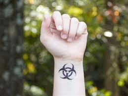 Biohazard Tattoo Meaning 26