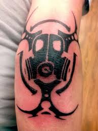 Biohazard Tattoo Meaning 44