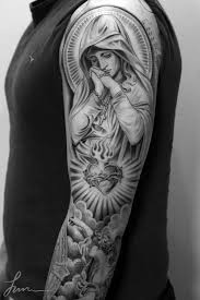 Chicano Tattoos Meaning 22
