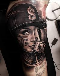 Chicano Tattoos Meaning 24