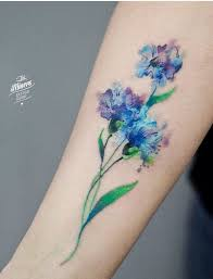 Forget Me Not Tattoo Meaning 12
