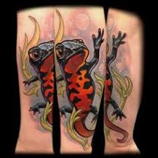 Gecko Tattoo Meaning 11
