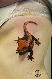 Gecko Tattoo Meaning 42